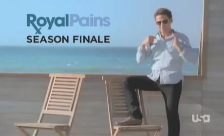 Royal Pains Season Finale Promo