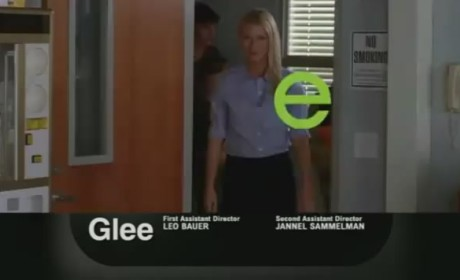 The Return of Gwyneth Paltrow to Glee: First Footage!