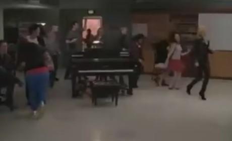Gwyneth Paltrow on Glee