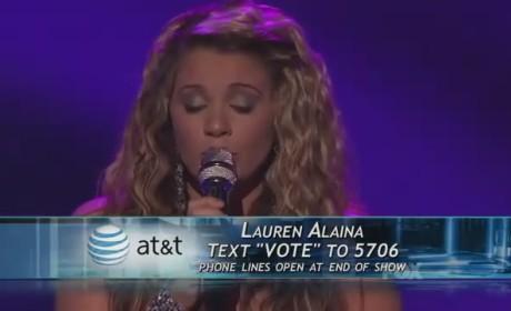 Lauren Alaina Covers Elton John