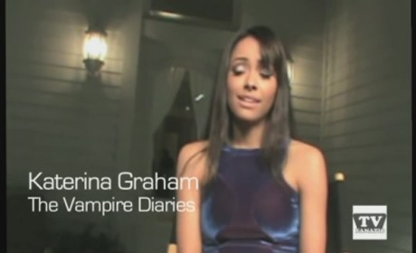 TV Fanatic Interview With Katerina Graham - Part I