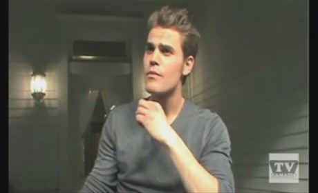 TV Fanatic Interview With Paul Wesley - Part I