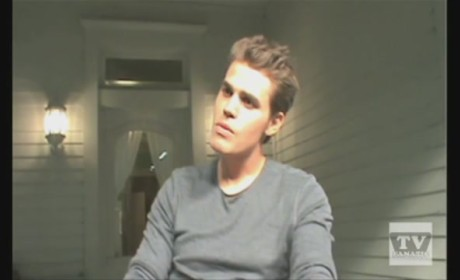 TV Fanatic Interview With Paul Wesley - Part III