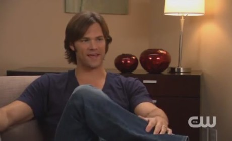 Supernatural - Jared Padalecki Interview