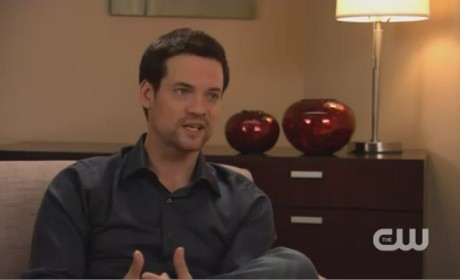 Nikita - Interview With Shane West