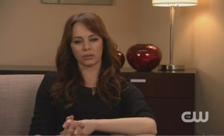 Nikita - Interview With Melinda Clarke