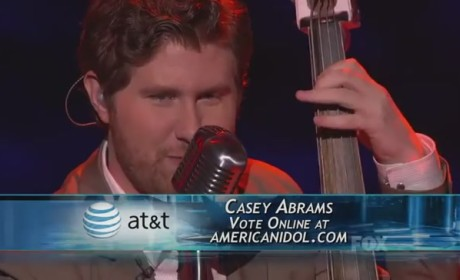 Casey Abrams - Nature Boy (American Idol)