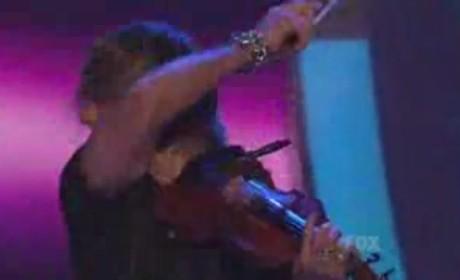 Lauren Alaina on American Idol - Born to Fly