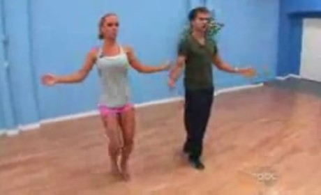Kendra Wilkinson on Dancing With the Stars