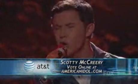 Scotty McCreery on American Idol - You've Got a Friend