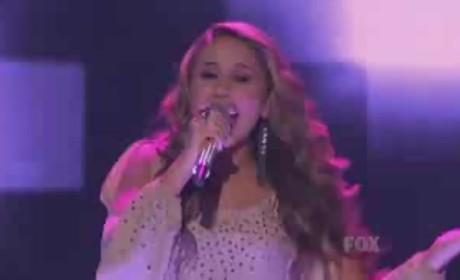 Haley Reinhart on American Idol - Beautiful