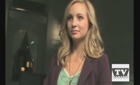 TV Fanatic Interview With Candice Accola - Part I