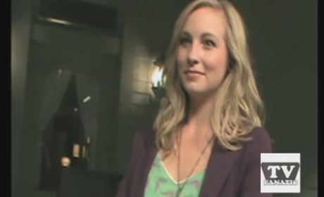 TV Fanatic Interview With Candice Accola - Part II