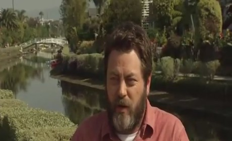 TV Fanatic Exclusive: Nick Offerman Discusses Parks and Recreation, Disdain For Shaving & More!