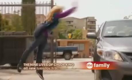 The Nine Lives of Chloe King Episode Trailer: Welcome, Valentina!