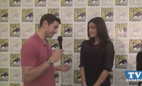 Phoebe Tonkin Comic-Con Interview