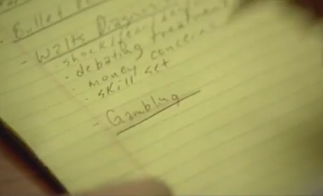 "Breaking Bad Episode Teaser: ""Bullet Points"""