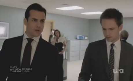 Suits Episode Teaser: Mike vs. Robin Hood?