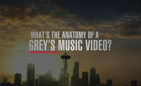 Behind the Scenes of Grey's Anatomy Music Video, Season Premiere