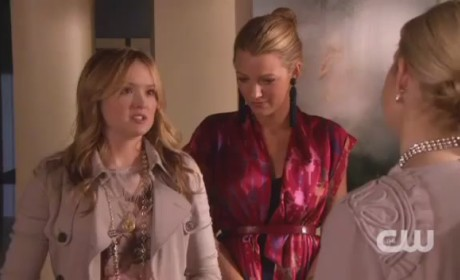 Gossip Girl Season Five Preview Interview - Kaylee Defer