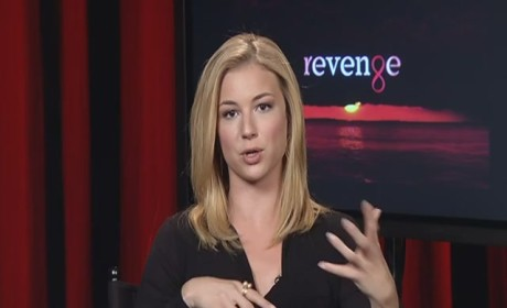 Emily VanCamp Interview: One-on-One with TV Fanatic