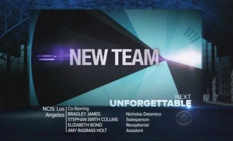 NCIS LA 'Backstopped' Promo