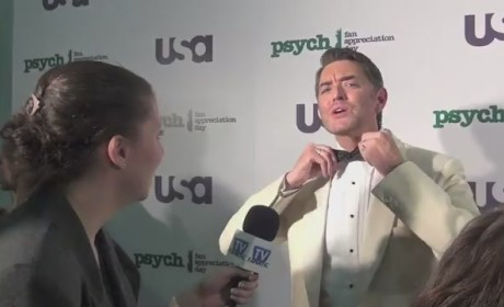 Timothy Omundson Talks to TV Fanatic