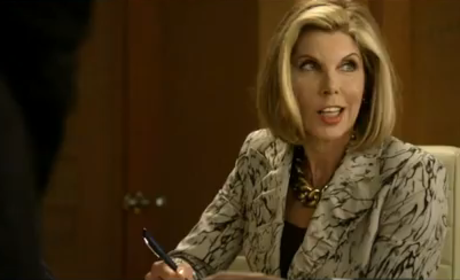 The Good Wife Episode Teaser: From Witness to Suspect
