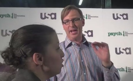 Steve Franks Talks to TV Fanatic