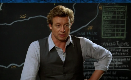 "The Mentalist Promo: ""Blood and Sand"""