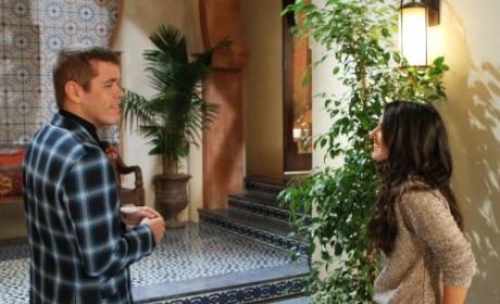 Ahead on 90210: Halloween Hijinks!
