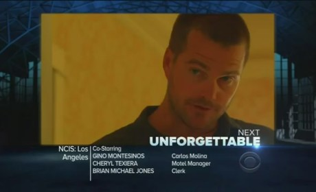 NCIS: Los Angeles 'Lone Wolf' Promo