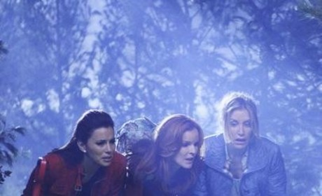 "Desperate Housewives Promo: ""Witch's Lament"""