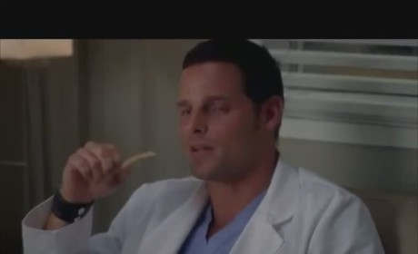 Grey's Anatomy 'Heart-Shaped Box' Clip - Remember When George ...