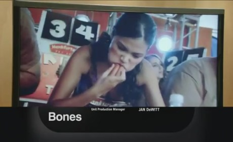 Bones 'The Hot Dog in the Competition' Promo