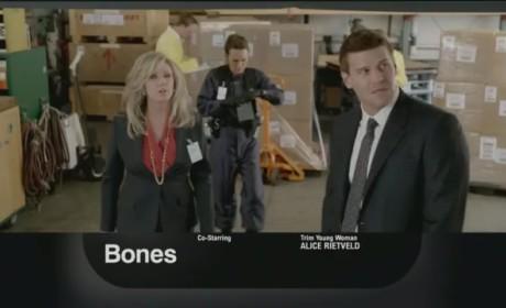 Bones 'The Prince in the Plastic' Promo