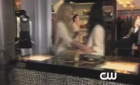 Gossip Girl 'All the Pretty Sources' Clip - Casual?!