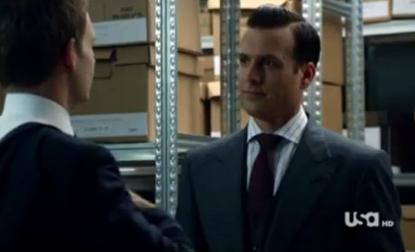 Suits Sneak Peek: Harvey and Mike