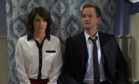 How I Met Your Mother Sneak Peek: What Happened?!?