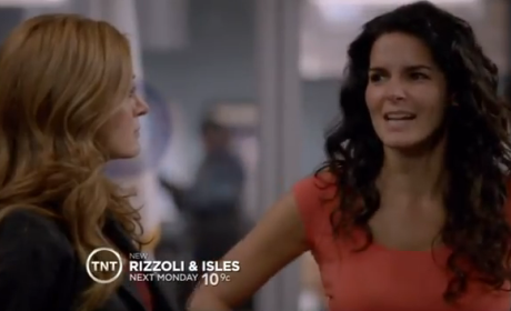 Rizzoli & Isles to Attend High Schol Reunion: Official Preview