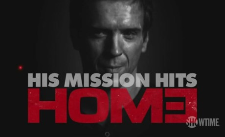 Homeland Season 2 Promo: Hitting Home