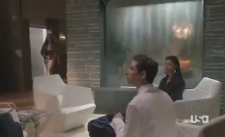 "Royal Pains Clip: ""A Guest House Divided"""