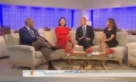 Ann Curry Bids Tear-Filled Farewell to The Today Show