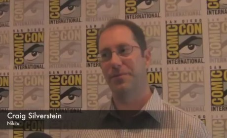 Craig Silverstein at Comic-Con