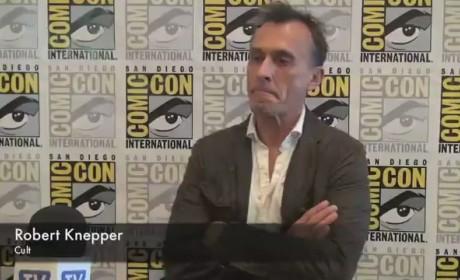 Robert Knepper Comic-Con Interview 2012