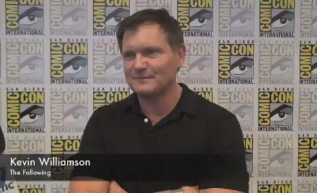Kevin Williamson Comic-Con Interview