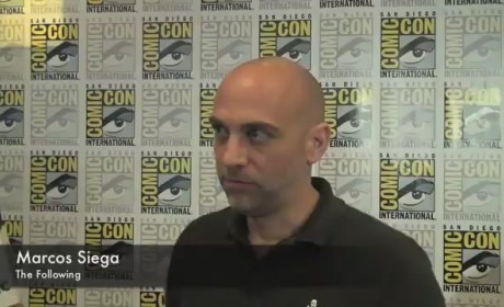Marcos Siega Comic-Con Interview