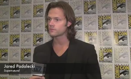 Jared Padalecki Comic-Con Interview