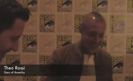 Theo Rossi Comic-Con Interview