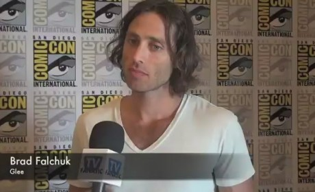 Brad Falchuk Comic-Con Interview
